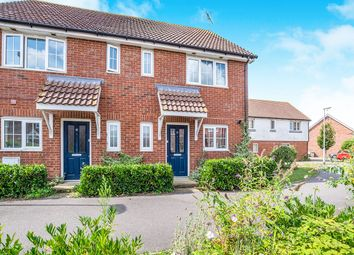 Thumbnail 2 bed terraced house for sale in Barnfields Court, Sittingbourne