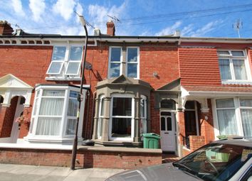 Thumbnail 3 bedroom terraced house to rent in Empshott Road, Southsea