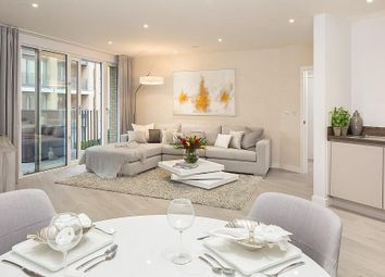 "Thumbnail 3 bedroom property for sale in ""Eider Apartments"" at Meadowlark House Moorhen Drive, Hendon, London"