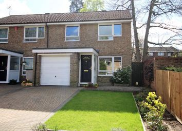 Thumbnail 3 bed end terrace house for sale in Mardale, Camberley