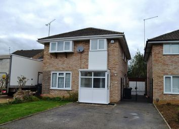 Thumbnail 4 bed detached house for sale in Trimley Close, Langlands, Northampton