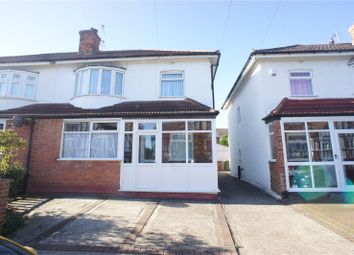 Thumbnail 3 bed semi-detached house for sale in The View, Abbeywood, London