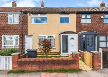 3 bed terraced house for sale in Gorsey Lane, Ford, Liverpool, Merseyside L21