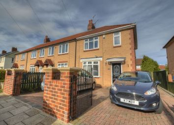 Thumbnail 3 bedroom semi-detached house for sale in Palm Avenue, Fenham, Newcastle Upon Tyne
