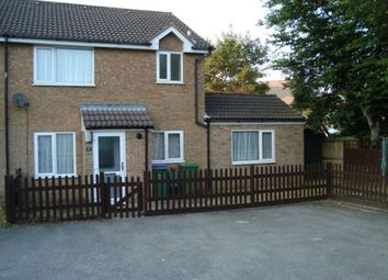 Thumbnail 2 bed terraced house to rent in Newbury Close, Folkestone