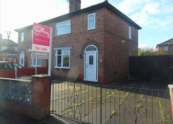 Thumbnail 3 bed semi-detached house for sale in Banks Crescent, Latchford, Warrington