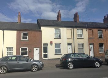 Thumbnail 2 bed terraced house for sale in 76 West Exe South, Tiverton, Devon