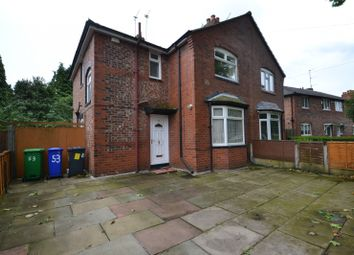 Thumbnail 3 bed semi-detached house to rent in Dennison Avenue, Withington, Manchester