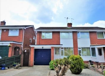 Thumbnail 3 bed semi-detached house to rent in Wembury Drive, Torquay