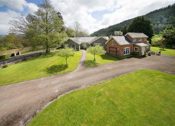 Thumbnail 4 bed property for sale in Llyswen, Brecon, Powys