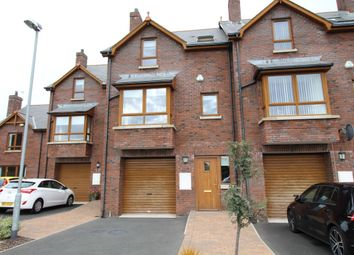 Thumbnail 4 bedroom terraced house for sale in The Old Boatyard, Carrickfergus