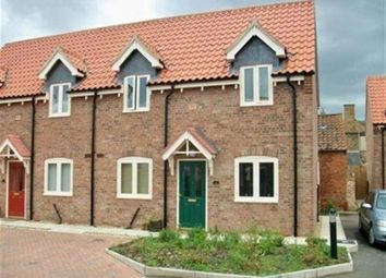 Thumbnail 2 bed property to rent in Lytlington Mews, Crowland, Peterborough