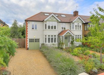 Thumbnail 6 bed semi-detached house for sale in Lancaster Road, St. Albans