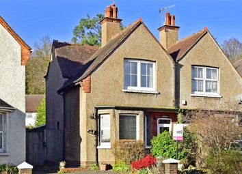 Thumbnail 3 bed semi-detached house for sale in Brighton Road, Redhill, Surrey