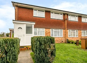 Thumbnail 2 bed maisonette for sale in Rutherford Close, Sutton, Surrey