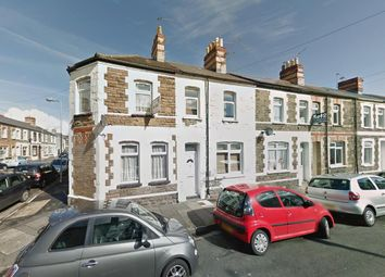 Thumbnail 3 bed terraced house for sale in Minny Street, Cathays, Cardiff