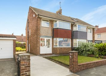 Thumbnail 3 bed semi-detached house to rent in St. Christophers Road, Elstob Farm, Sunderland