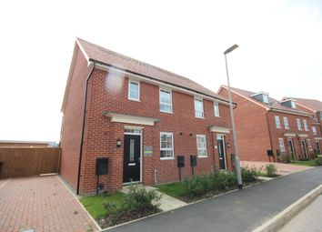 Thumbnail 3 bed semi-detached house for sale in Highgate Park, Warton