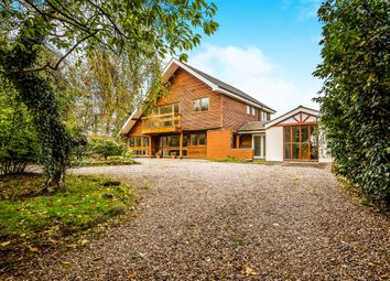 Thumbnail 4 bed detached house for sale in Chester Road, Little Budworth, Tarporley