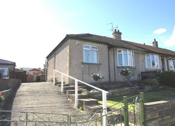 Thumbnail 2 bed semi-detached bungalow for sale in Hawes Road, Bradford