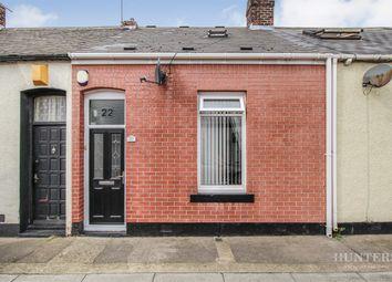 2 bed terraced house for sale in Ancona Street, Pallion, Sunderland SR4