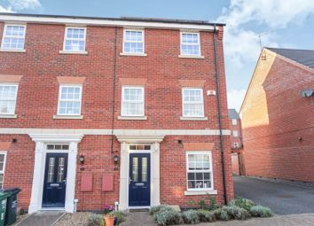 Thumbnail 4 bedroom semi-detached house for sale in Becks Close, Leicester