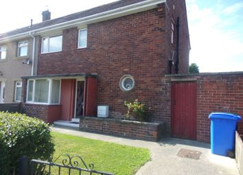 Thumbnail 3 bed semi-detached house for sale in Briardale Road, Blyth