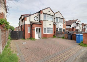 Thumbnail 4 bed property for sale in Windsor Road, Prestwich, Manchester