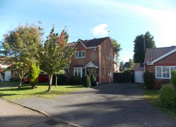Thumbnail 2 bed semi-detached house to rent in Bramble Close, Glenfield, Leicester