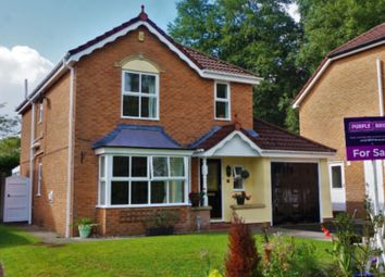 Thumbnail 4 bed detached house for sale in The Pastures, Preston
