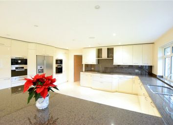 Thumbnail 4 bedroom detached bungalow for sale in Meadowside, Jordans, Beaconsfield