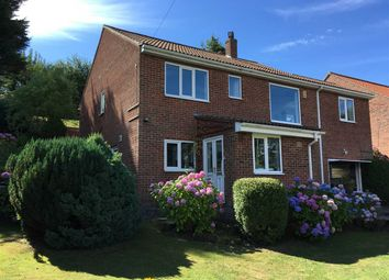 Thumbnail 3 bed detached house for sale in River View House, Ruswarp, Whitby