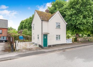 Thumbnail 2 bedroom detached house for sale in Walsham-Le-Willows, Bury St. Edmunds, Suffolk