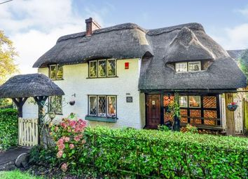 Thumbnail 4 bed detached house for sale in Woodlands, Southampton, Hampshire