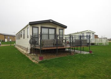 Thumbnail 2 bed lodge for sale in Mareham Lane, Spanby, Sleaford