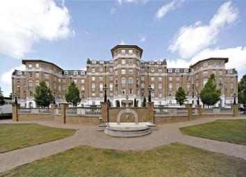 Thumbnail 1 bedroom flat for sale in Chapman Square, Wimbledon, London