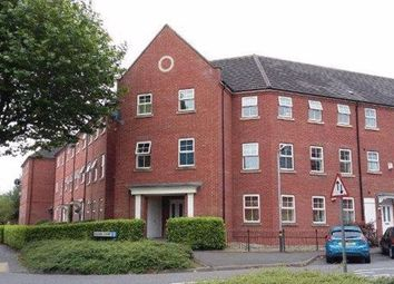 Thumbnail 2 bed flat to rent in Marlborough Road, Nuneaton