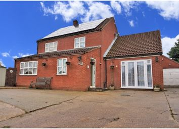 Thumbnail 4 bed detached house for sale in White Hart Street, Foulden