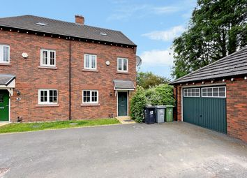 Thumbnail 4 bed semi-detached house for sale in Turing Drive, Wilmslow