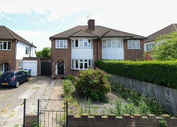Thumbnail 3 bed semi-detached house for sale in Crathie Road, London