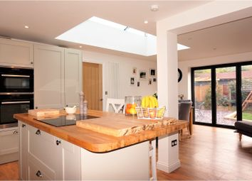 Thumbnail 3 bed semi-detached house for sale in Hillcroft Road, Herne Bay