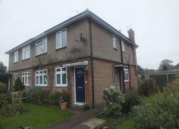 Thumbnail Maisonette for sale in Russell Crescent, Watford