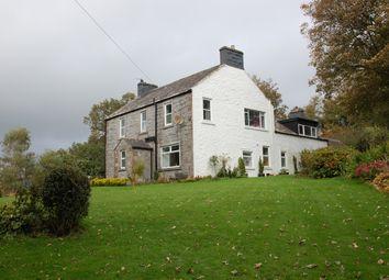 Thumbnail 5 bedroom detached house for sale in Cowar Farm House, Dalbeattie
