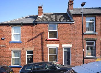 Thumbnail 2 bed terraced house for sale in Ibbotson Road, Walkley, Sheffield