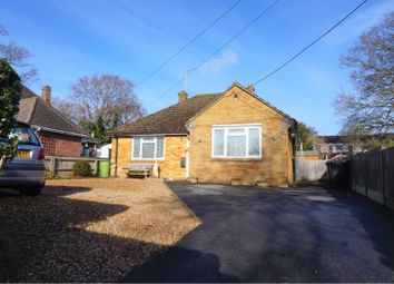 Thumbnail 2 bed detached bungalow for sale in Footners Lane, Burton, Christchurch