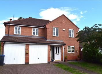 Thumbnail 5 bedroom detached house for sale in Florian Way, Hinckley, Leicestershire