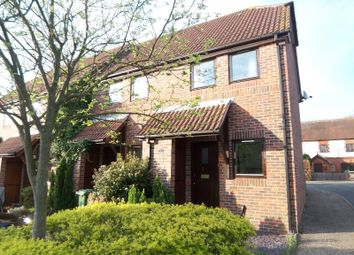 Thumbnail 1 bed end terrace house to rent in Kingsmead Place, Broadbridge Heath, Horsham