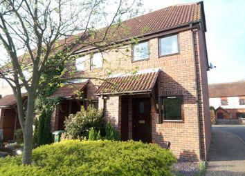 Thumbnail 1 bedroom end terrace house to rent in Kingsmead Place, Broadbridge Heath, Horsham