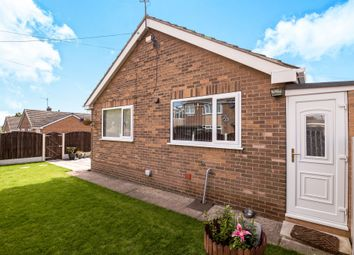Thumbnail 2 bed detached bungalow for sale in Orchard Place, Wath-Upon-Dearne, Rotherham