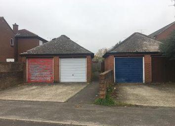 Thumbnail Parking/garage for sale in Croyde Close, Farnborough